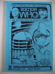 Doctor Who The Power of the Daleks CMS In-Vision RARE